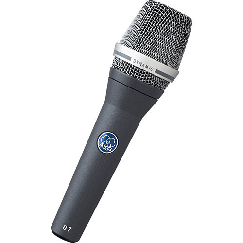 AKG D7 Dynamic Supercardioid Vocal Microphone