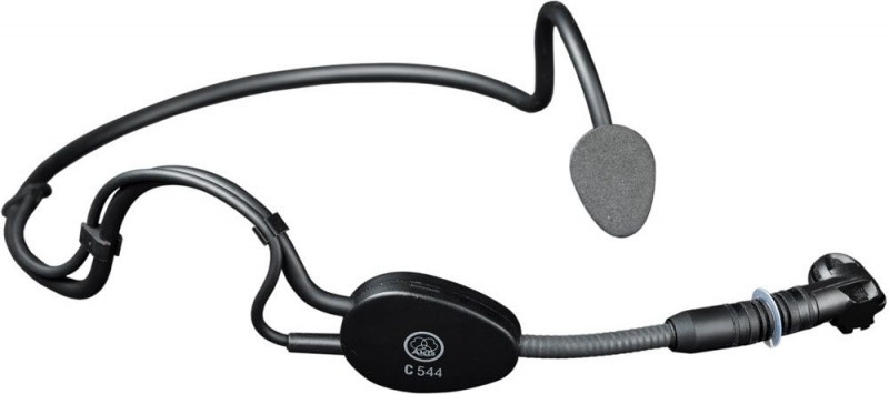 AKG C544L Wireless Headset Microphone for Sports