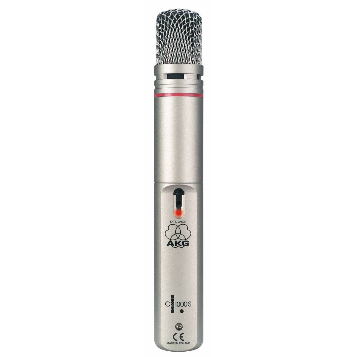 AKG C1000S Universal Recording Microphone