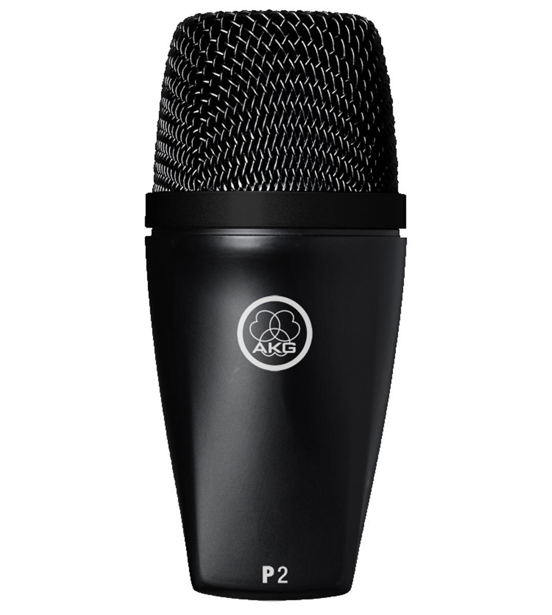 AKG P2 Dynamic Bass Instrument Microphone