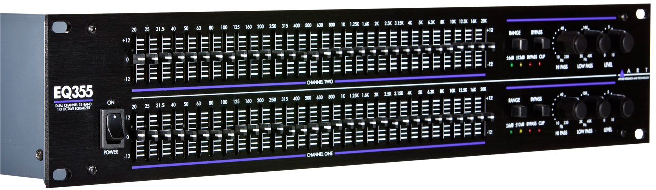 Art EQ355 Dual 31 Band Equalizer