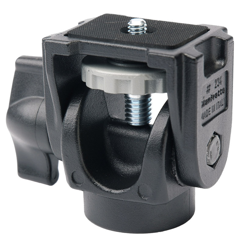 Manfrotto 234 - Monopod Tilt Head