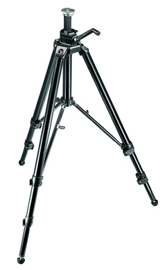 Manfrotto 475B - Pro Geared Tripod (Black)