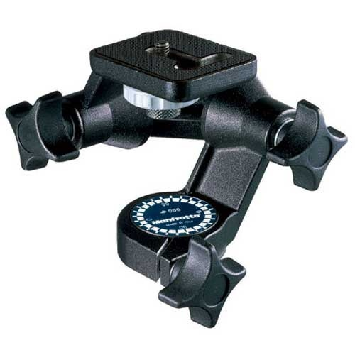 Manfrotto 056 - 3D Junior Camera Head
