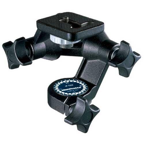 Manfrotto 056 - 3D Junior Camera Head
