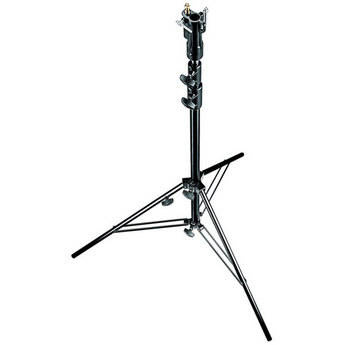 Manfrotto 007BUAC Senior Air-Cushioned Stand with Levelling Leg (3.15m)