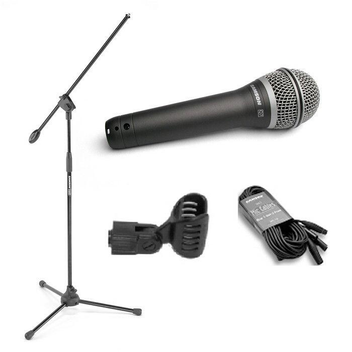 Samson Q7VP Dynamic Microphone System