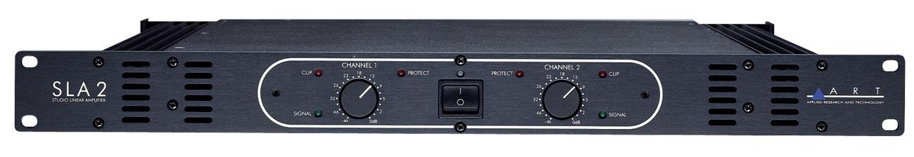 Art SLA-2 200 Watt Studio Linear Amplifier
