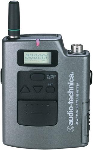 Audio Technica AEWT1000A Wireless UniPak Transmitter