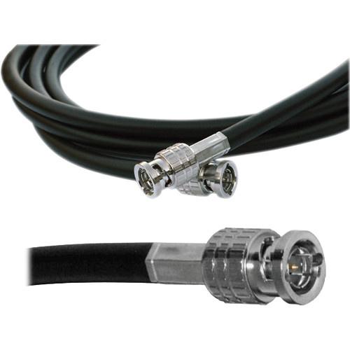 Canare HD-SDI Video Coaxial Cable - BNC to BNC Connectors - 6'