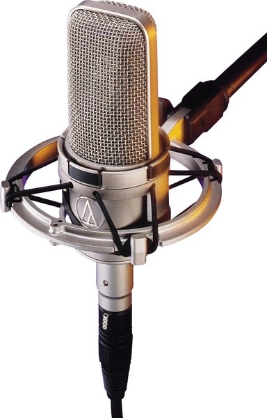 Audio Technica AT4047SV Microphone