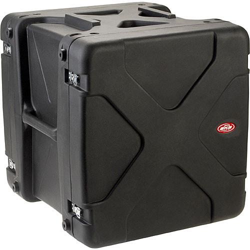SKB R912U20 12U Roto Shockmount Rack ATA Case - 20'' Deep