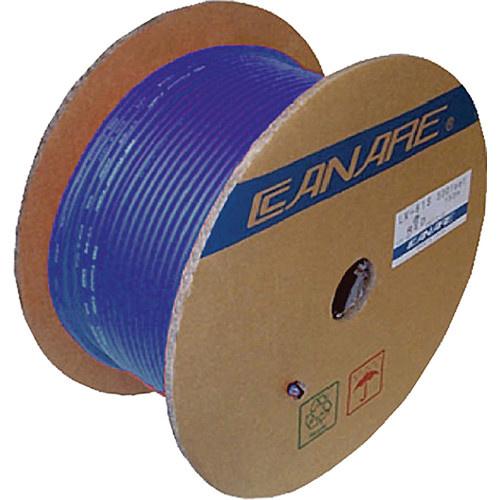 Canare L-4E6S Star Quad Microphone Cable (656'/200 m, Blue)