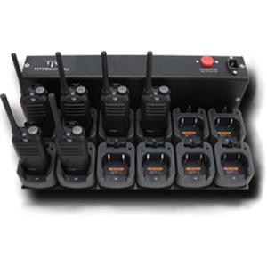 Titan Radio TR412MUC Twelve Unit Rapid Rate Charger for TR400