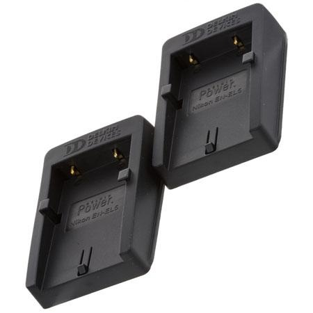 Delkin ENEL5 Charging Plates