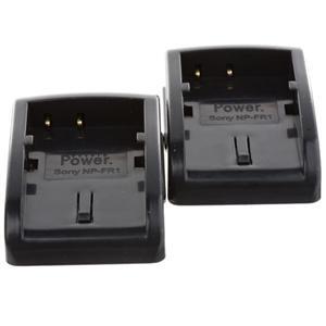 Delkin NP-BG1 Charging Plates