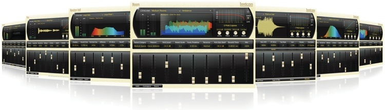 Lexicon Native Total - Reverb/Effects plugins