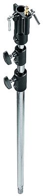 Manfrotto 146CS High Steel Stand Extension, Chrome (1.4 x 3.1 m)