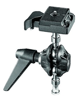 Manfrotto 155RC - Tilt-Top Head with Quick Plate