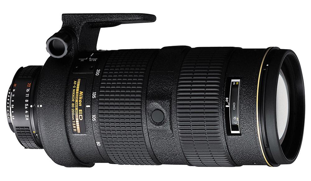 Nikon AF-S 80-200mm f2.8D Lens