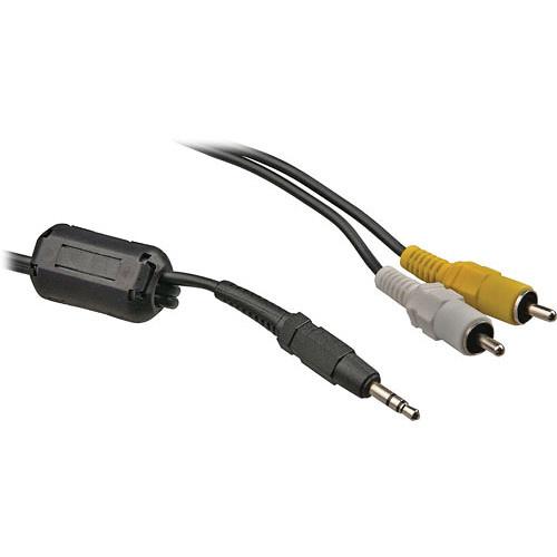 Nikon EG-D2 Audio Video Cable