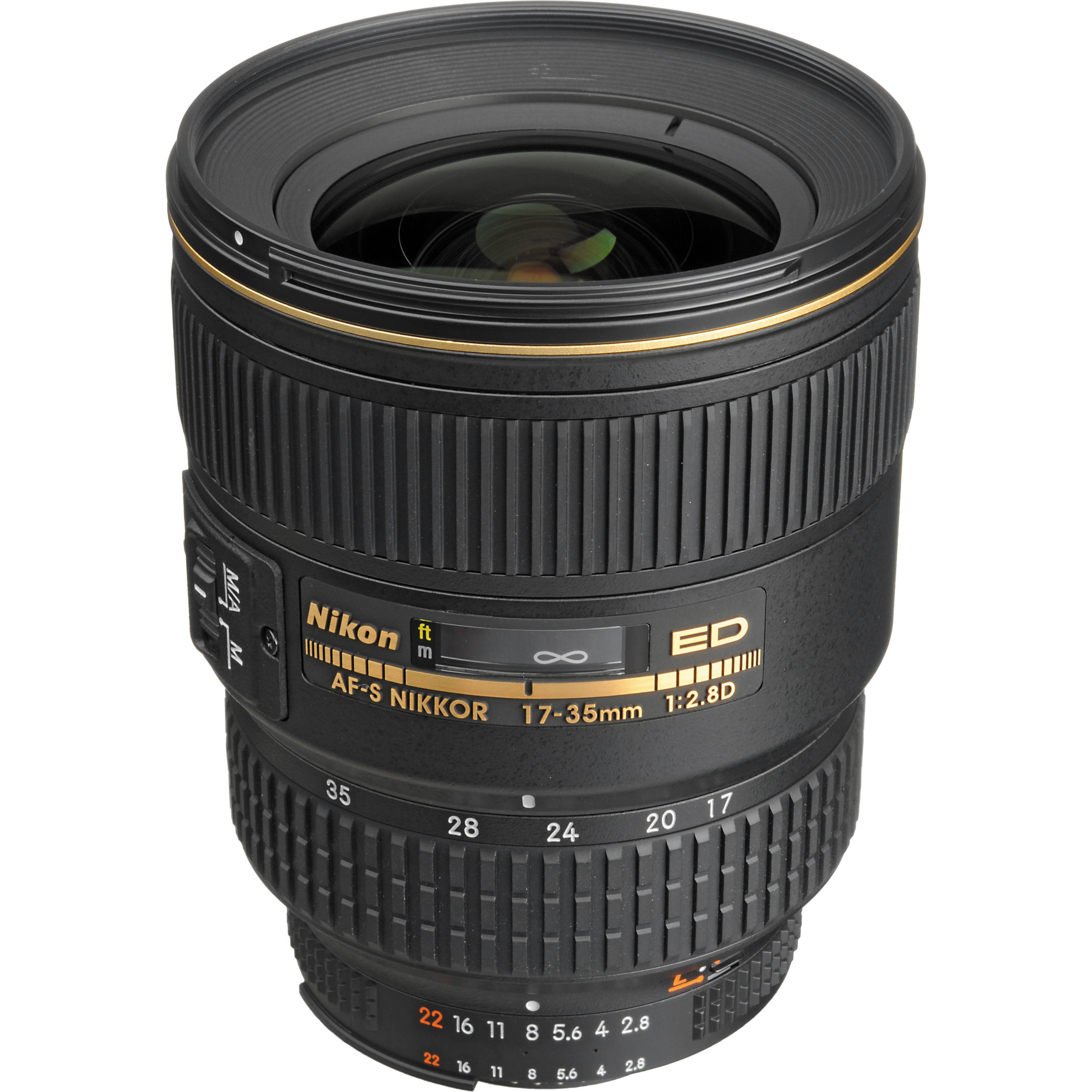 Nikon AF-S Zoom 17-35mm f2.8D IF-ED Lens