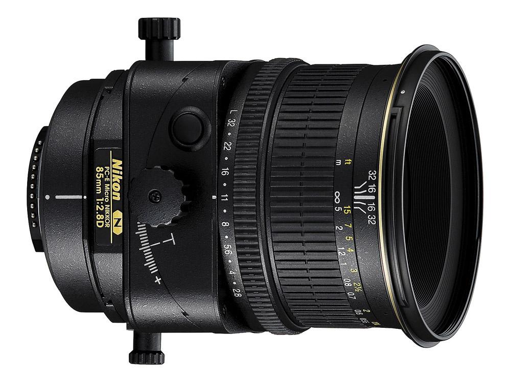 Nikon PC-E Micro 85mm f2.8D Lens