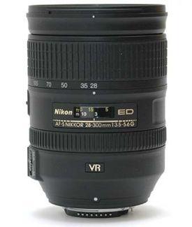 Nikon AF-S 28-300mm f3.5-5G ED VR