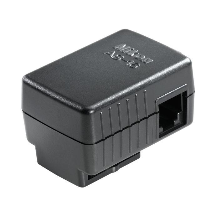 Nikon AS-16 Terminal Shoe Adapter