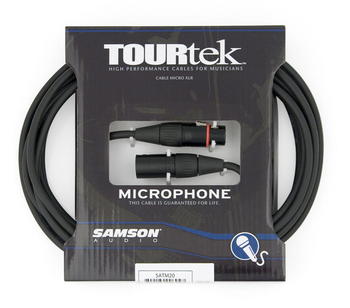 Samson Tourtek Mic Cable 30'