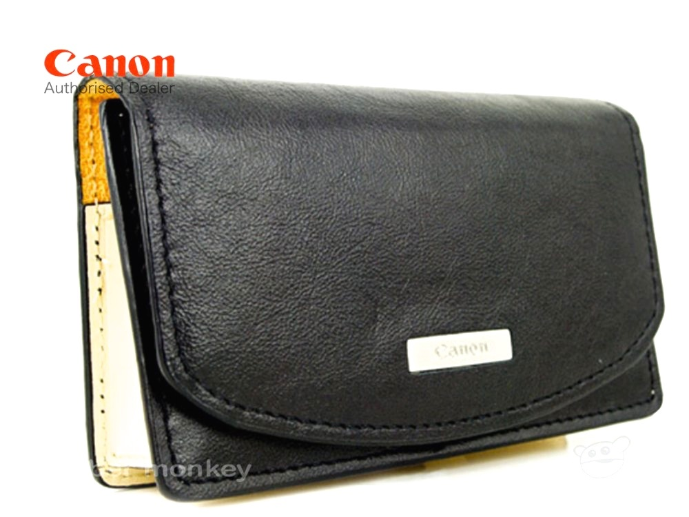 Canon LCIXUS5 leather case