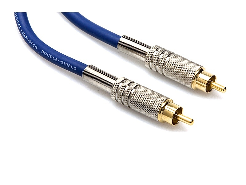 Hosa DRA-504 S/PDIF Coax Cable 4m
