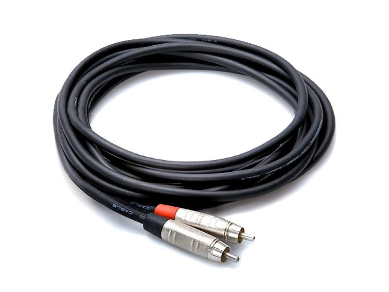Hosa HRR-005 Pro RCA Cable 5ft