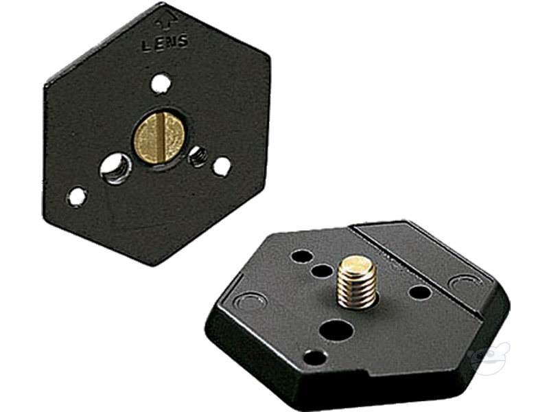 Manfrotto Hexagonal Quick Release Plate for Hasselblad Cameras (030HAS)