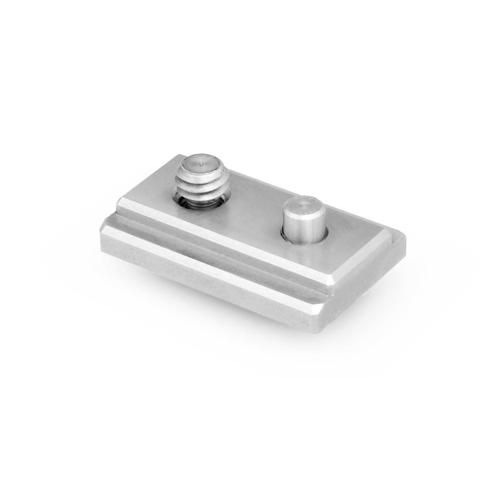 Zacuto Universal baseplate T-slide (w/ locking pin)