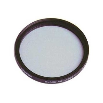 Tiffen 58mm Black Pro-Mist (F/X) Filter 1/2