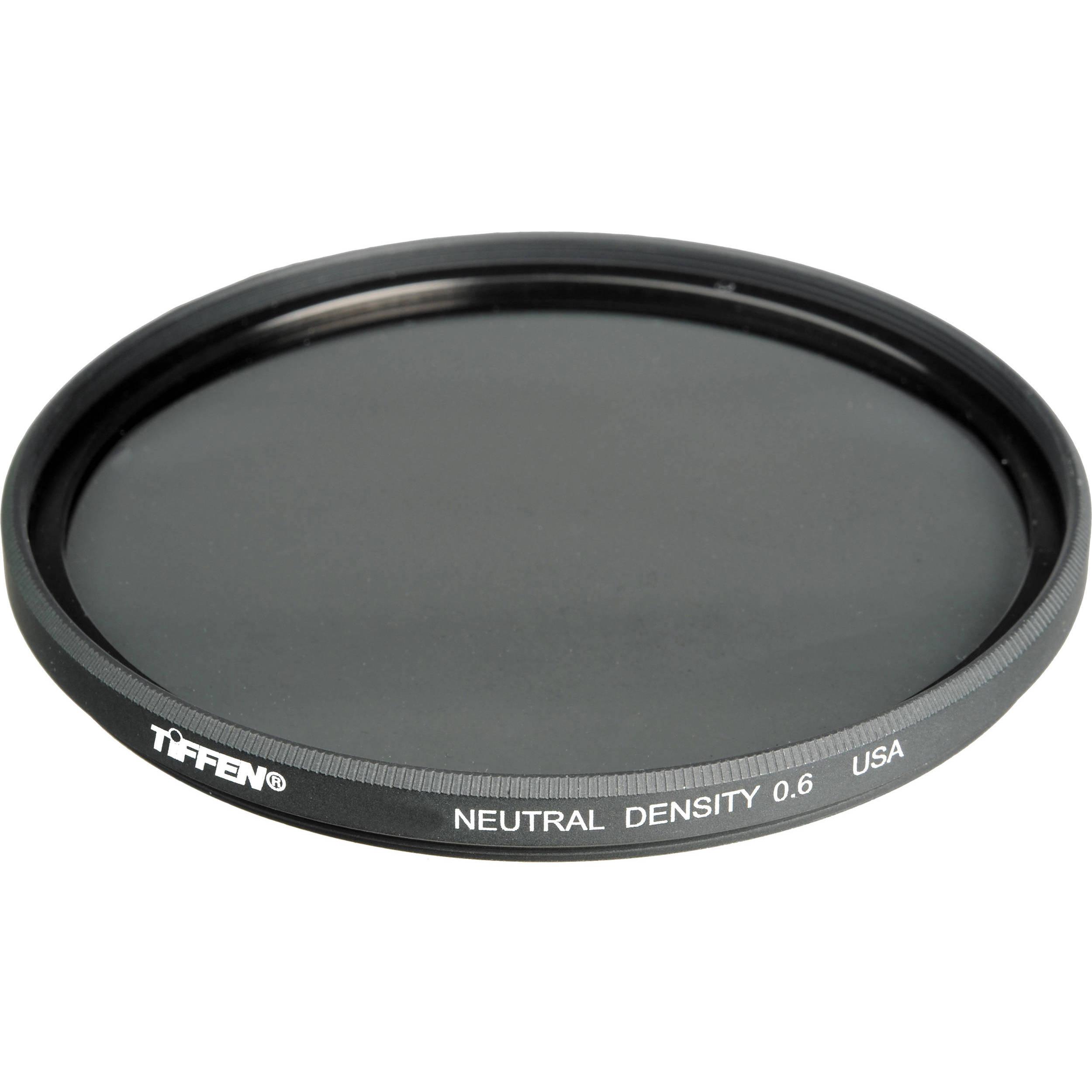Tiffen 72mm Neutral Density (ND) Filter 0.6