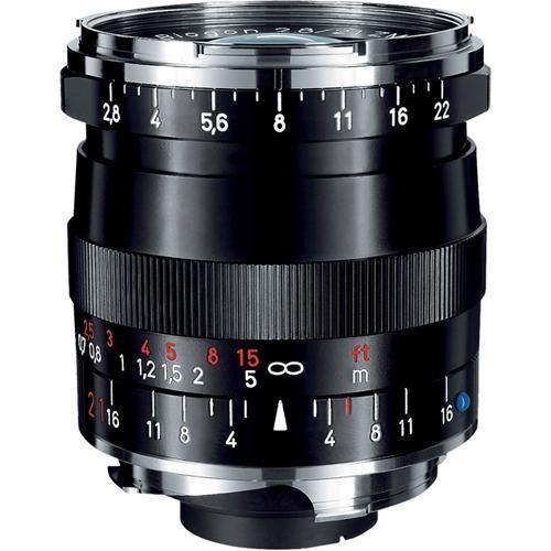 Zeiss Biogon T* 21mm f2.8 ZM SLR Lens BLACK