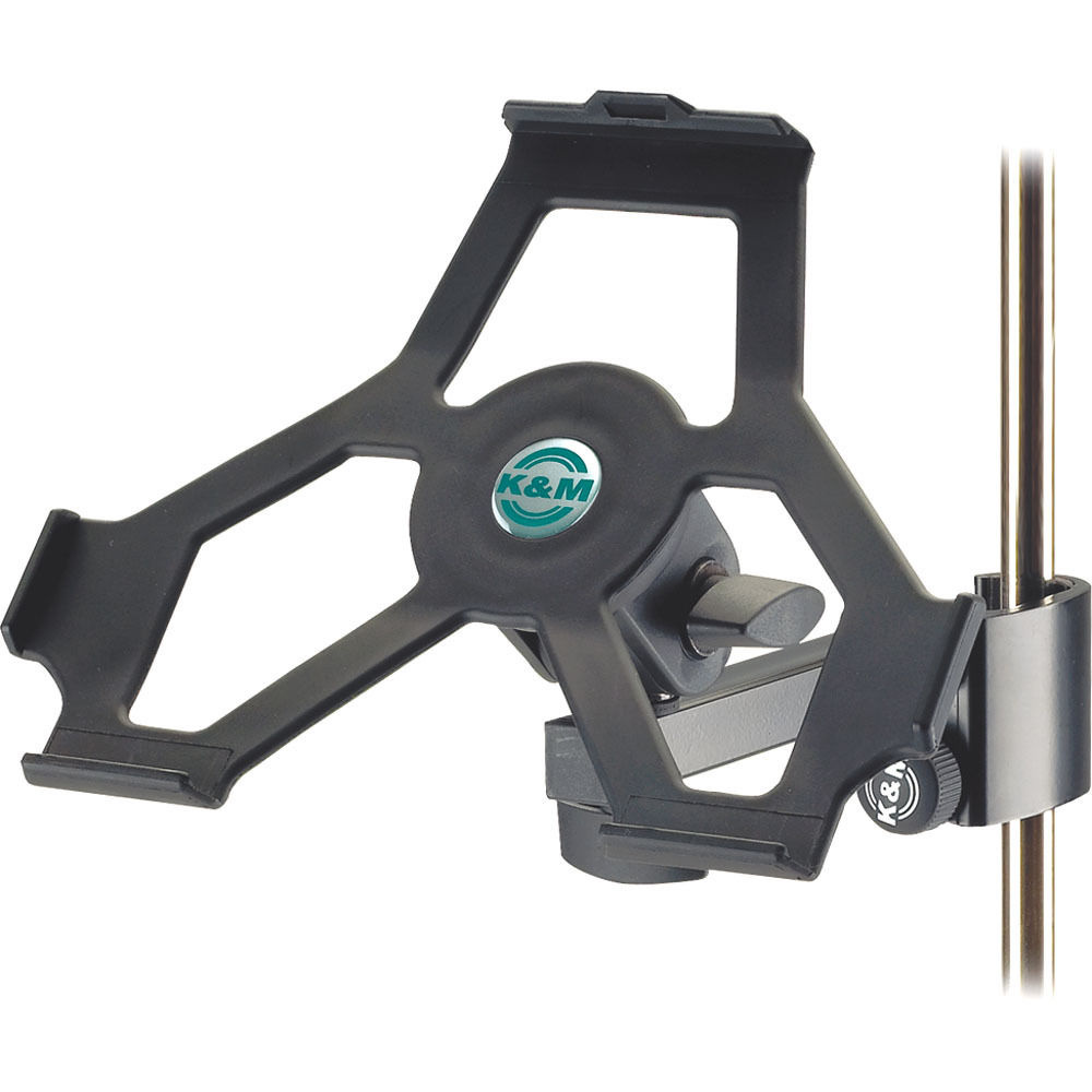 K&M Music Stand Holder for iPad 2nd, 3rd, 4th Gen