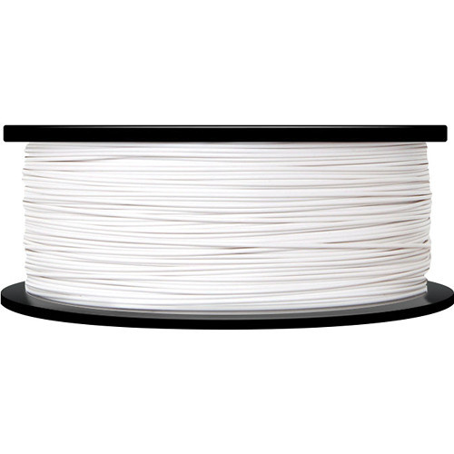 MakerBot 1.75mm ABS Filament (1 kg, True White)
