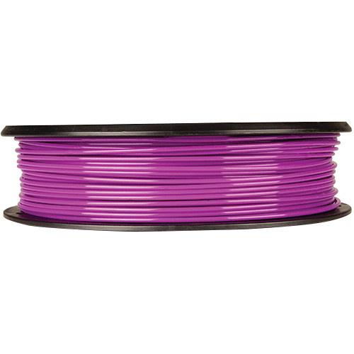 MakerBot 1.75mm PLA Filament (Small Spool, 0.5 lb, True Purple)