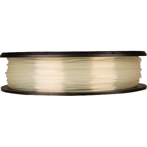 MakerBot 1.75mm PLA Filament (Small Spool, 0.5 lb, Natural)