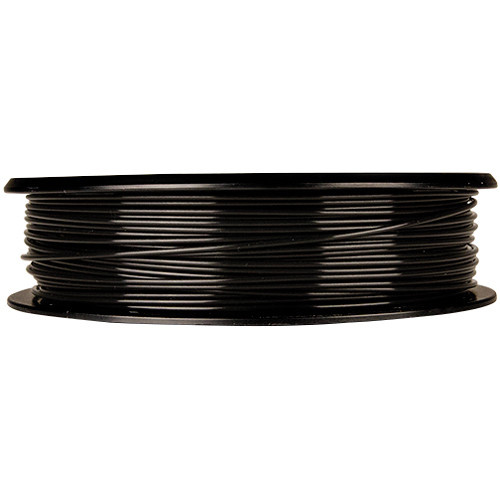 MakerBot 1.75mm PLA Filament (Small Spool, 0.5 lb, True Black)