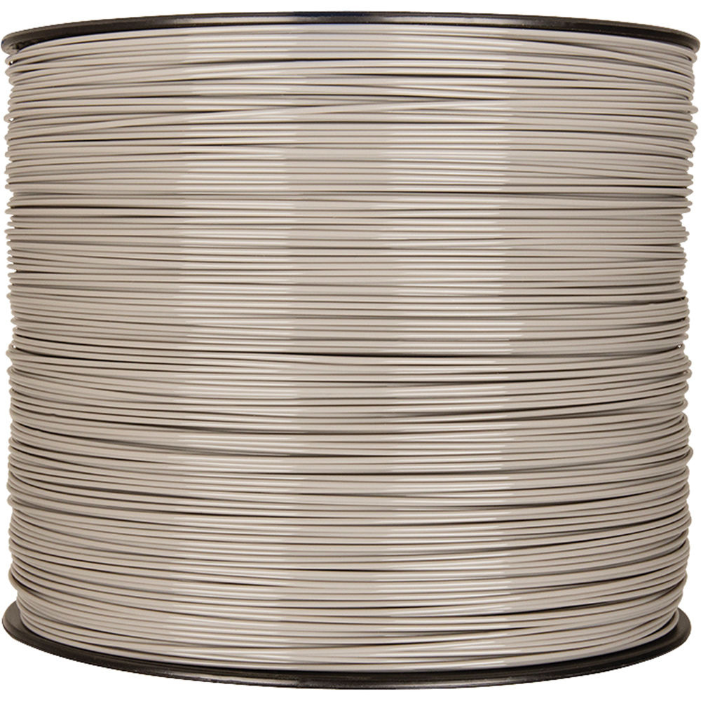 MakerBot 1.75mm PLA Filament XXL Spool (10 lb, Cool Gray)