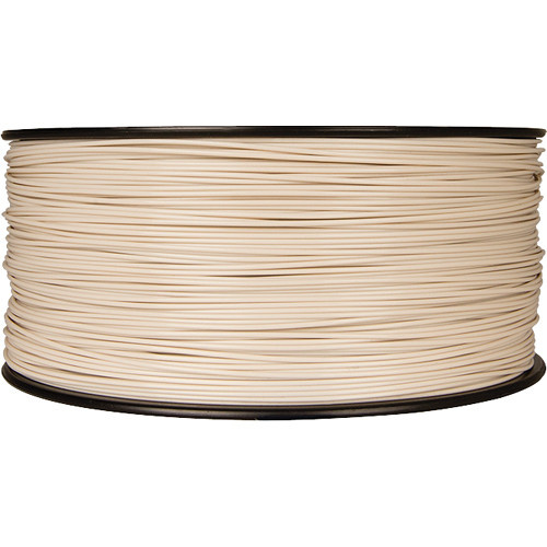 MakerBot 1.75mm PLA Filament XL Spool (5 lb, Warm Gray)