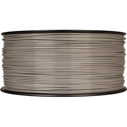 MakerBot 1.75mm PLA Filament XL Spool (5 lb, Cool Gray)