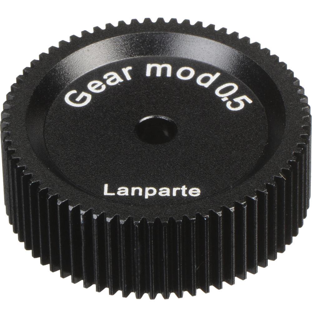 Lanparte 0.5 Pitch Gear Mod for FF-01 / FF-02 Follow Focus Units (70 Teeth)