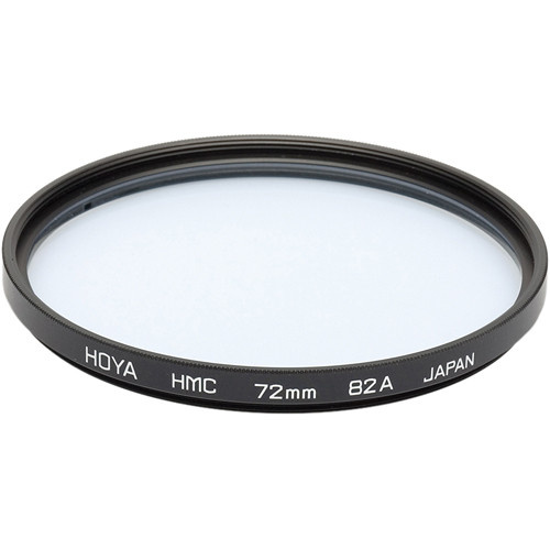 Hoya 46mm 82A Color Conversion Hoya Multi-Coated (HMC) Glass Filter