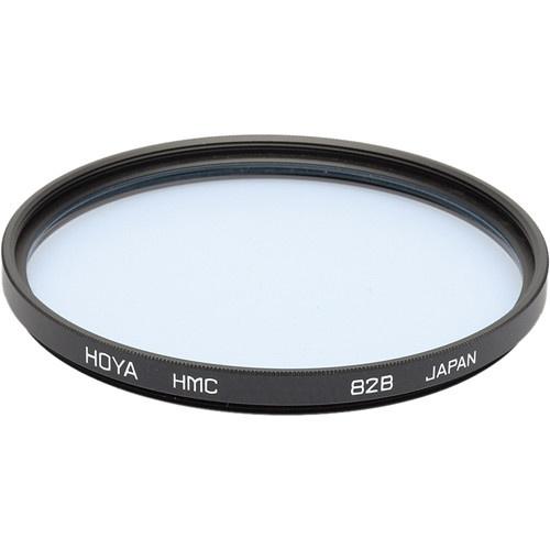 Hoya 52mm 82B Color Conversion (HMC) Multi-Coated Glass Filter