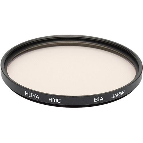 Hoya 55mm 81A Color Conversion (HMC) Multi-Coated Glass Filter